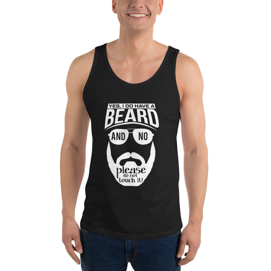 The ShipShaper Black Unisex Tank Top - TheShipShaper
