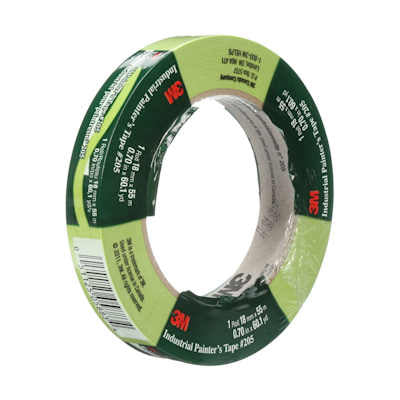 3M 205 Green Painters Tape 18mm x 55m