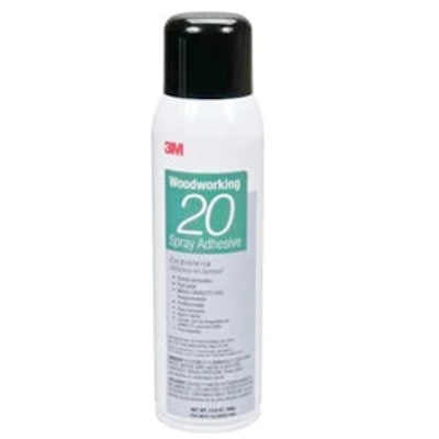 3M Wood Working Spray Adhesive 20