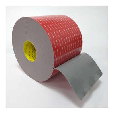 3M 4991 Comformable Gray Acrylic VHB Foam Tape 12 in x 36yds- 90 Mils