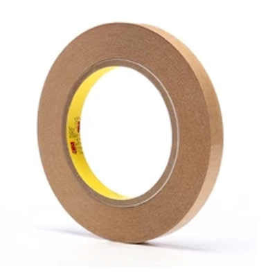 "3M 465 Adhesive Transfer Tape 1/2"" x  60yds, 3"" core."