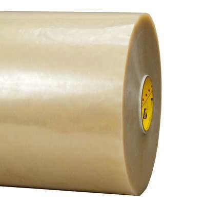 3M 467MPF Adhesive Transfer Tape Clear 12 Inch x 60 Yards x 2.0 mil