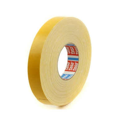 Tesa 4964 Double Coated Tape with Fabric Backing 1 in x 25M