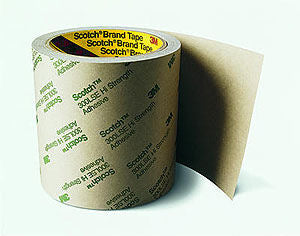 3M 9472LE Laminating Adhesive, 5 mil, 4 in x 180yds