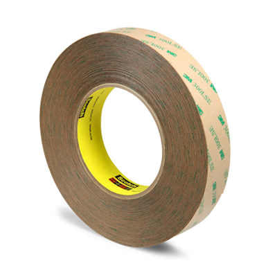 3M 9472LE Clear Adhesive Transfer Tape 1 in x 60 yds