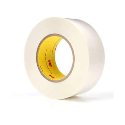 "3M 9579 Double Coated White Polyethylene Film Tape, 2"" , 48mm x 33M"