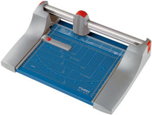 "Dahle 440 Premium Rolling Trimmer, 14-1/8"" cut"