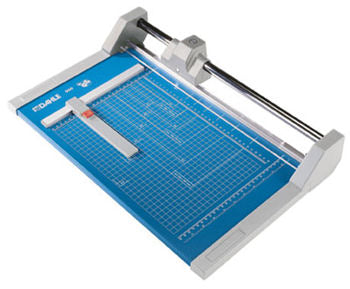 "Dahle 552 Professional Rolling Trimmer - 20-1/8"" cut length"