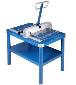 Dahle 852 Premium Stack Cutter with stand