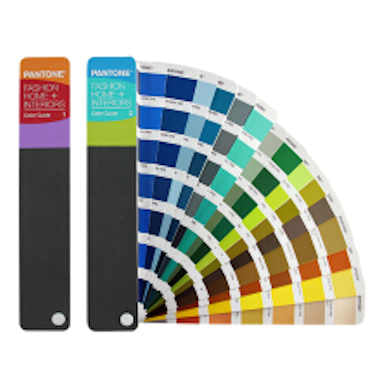 Pantone FHIP110A Fashion, Home Plus Interiors Color Guide, New!!