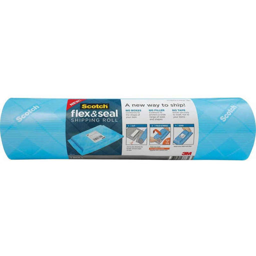 3M Scotch FS-1550 Flex & Seal Shipping Roll 15 inch  x 10 ft.