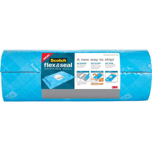 3M Scotch FS-1550 Flex & Seal Shipping Roll 15 inch  x 20 ft.