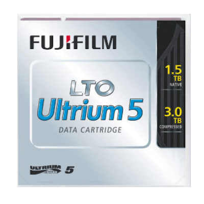 Fuji LTO-5 ULTRIUM Data Cartridge 1.5 TB / 3.0 TB