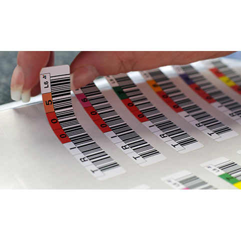 LTO M8 Customized Labels
