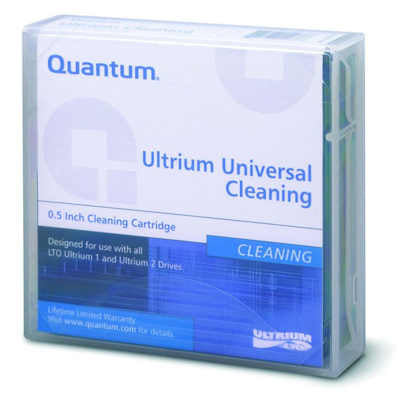 Quantum LTO Cleaning Cartridge - Universal