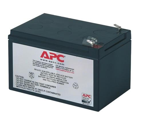 APC RBC4 Replcaement Battery - for Back-UPS 650, 650PNP