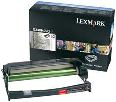 Lexmark X340H22G Photoconductor Unit for X340n, X342n
