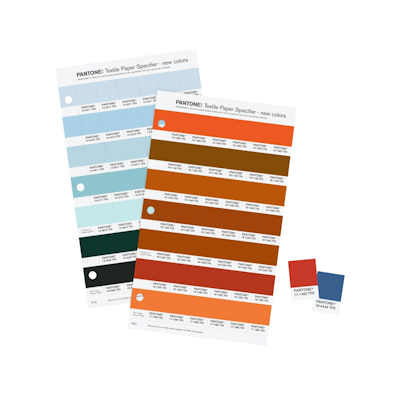Pantone Fashion & Home (Textile) Color Specifier-Replacement page