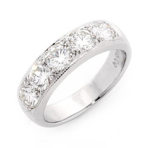 5 Diamond Eternal Anniversary Ring