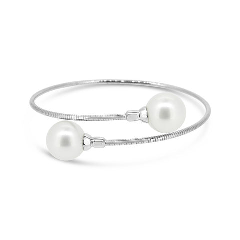 South Sea pearl bangle   WPP40
