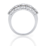 'Harmony' Five Diamond Ring O.4164