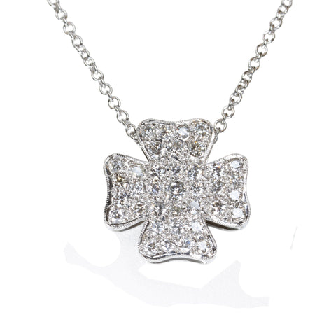 Lucky Charm Diamond Necklace P.5231