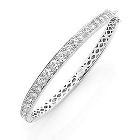 Diamond bangle   WPB09