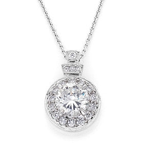 Diamond pendant   WPP28