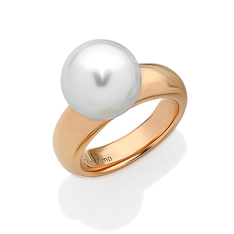 'Luna' South Sea Pearl Ring