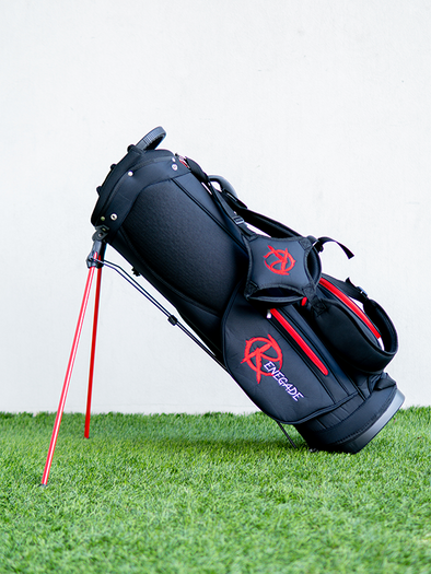 "Customized Embroidery ""Renegade"" Stand Bag"