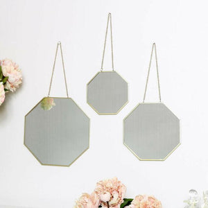 Full Length mirror with jewelry storage in bright room