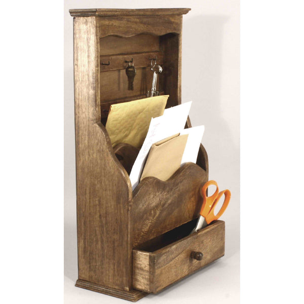 Wooden Letter Rack Storage Cabinet-Storage-The Modern Home Shop