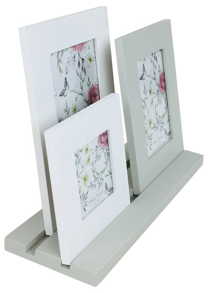 Secret Garden 3 Frames on Tray-Decor-The Modern Home Shop