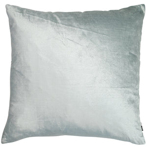 Malini Velveteen Duck Egg Cushion