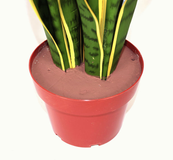 Artificial Medium 80cm Sansweieria Plant-Artificial Plant-The Modern Home Shop