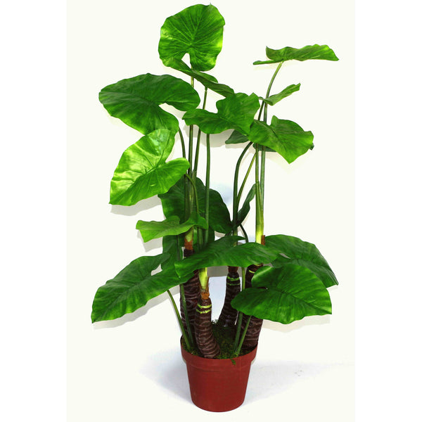 Artificial X-Large 105cm Taro Plant-Artificial Plant-The Modern Home Shop
