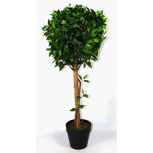 Artificial X-Large 105cm Ficus Ball Tree-Artificial Plant-The Modern Home Shop