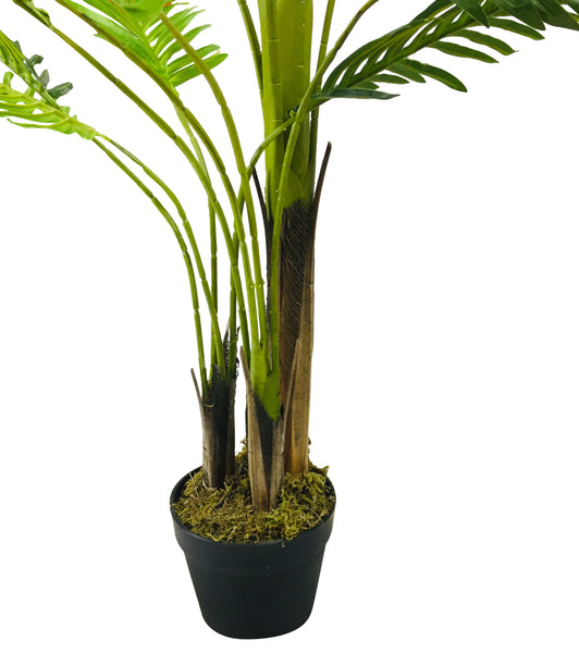 Artificial Palm Tree 135cm-Artificial Plant-The Modern Home Shop