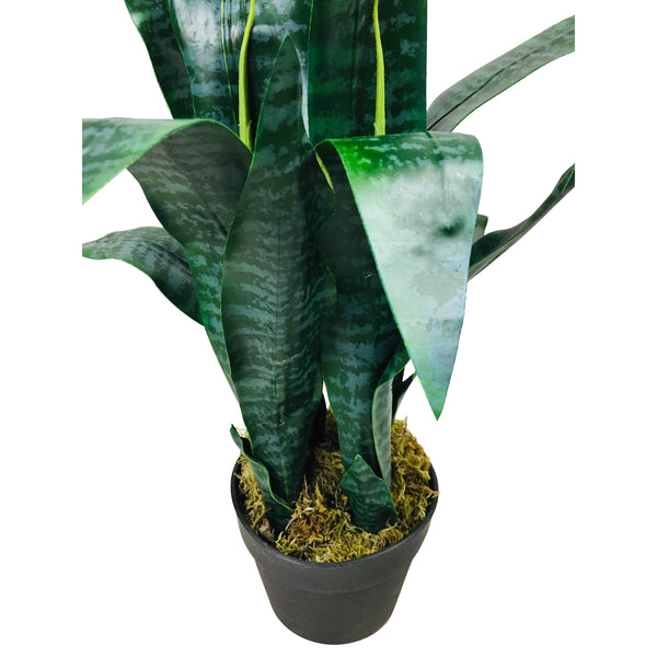 Artificial Mother in Law's Tongue Plant 68cm-Artificial Plant-The Modern Home Shop