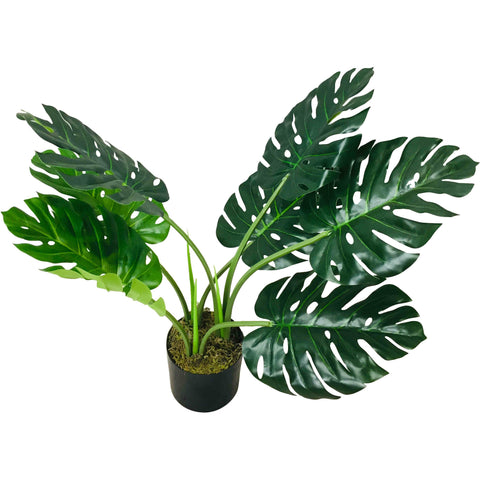 Artificial Monstera Plant 70cm-Artificial Plant-The Modern Home Shop