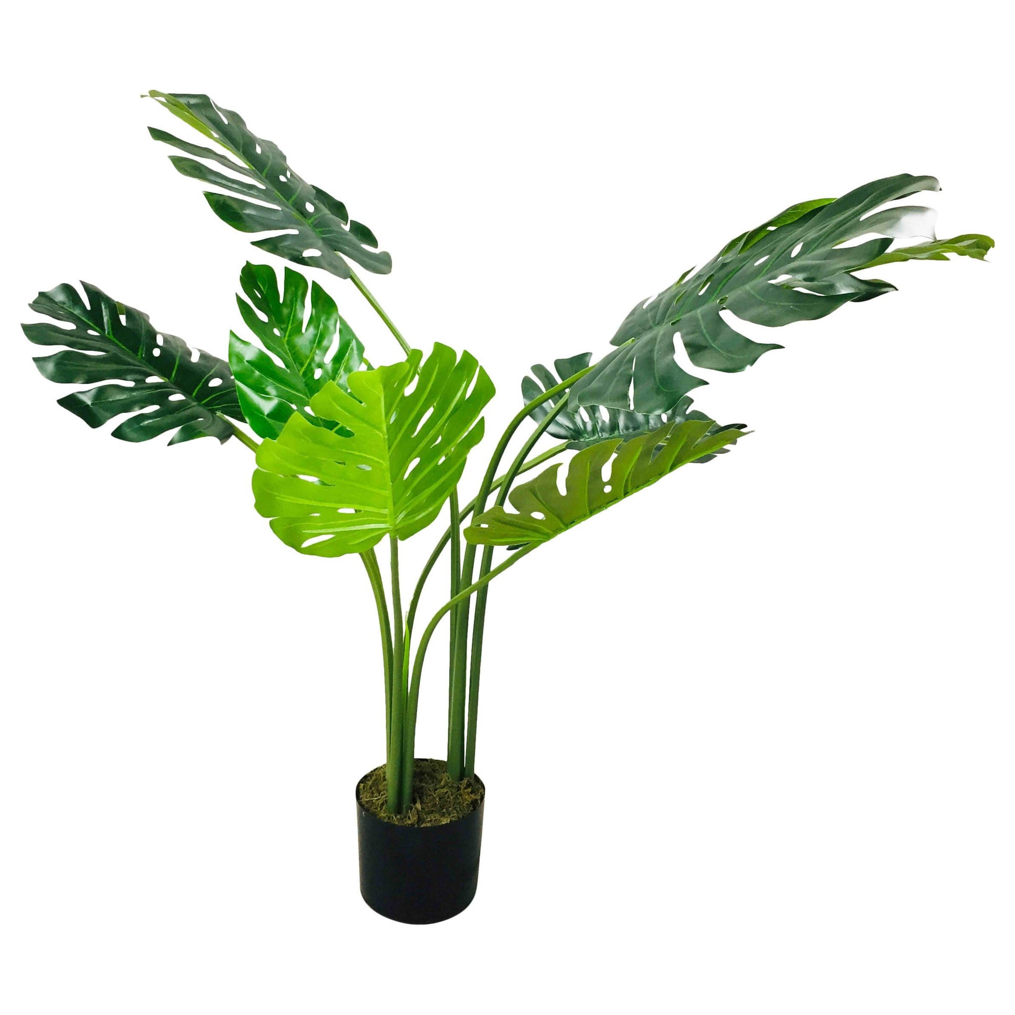 Artificial Monstera Plant 95cm-Artificial Plant-The Modern Home Shop
