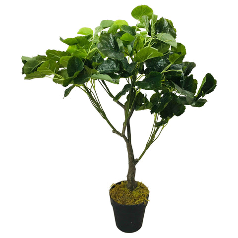 Artificial Money Bag Plant 77cm-Artificial Plant-The Modern Home Shop