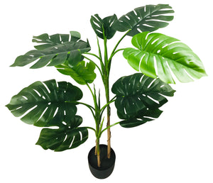 Artificial Monstera Tree 140cm-Artificial Plant-The Modern Home Shop