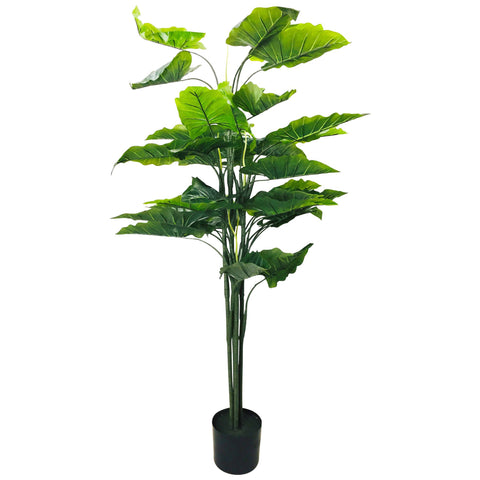 Artificial Taro Tree 145cm-Artificial Plant-The Modern Home Shop