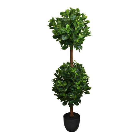 Artificial Tung Oil Ball Tree 120cm