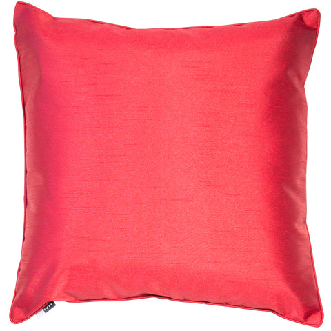 Malini Ana Scarlet Red Cushion-Cushion-The Modern Home Shop