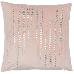 Malini Bijou Pink Cushion-Cushion-The Modern Home Shop