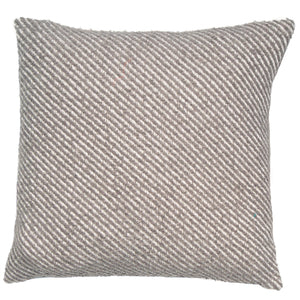 Malini Diag Grey Cushion-Cushion-The Modern Home Shop