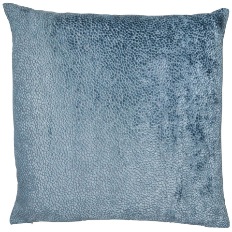Malini Bingham Blue Cushion-Cushion-The Modern Home Shop