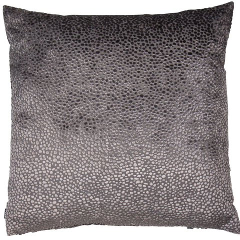 Malini Bingham Silver Cushion-Cushion-The Modern Home Shop